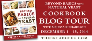 Join the blog tour: Beyond Basics with Natural Yeast | PreparednessMama