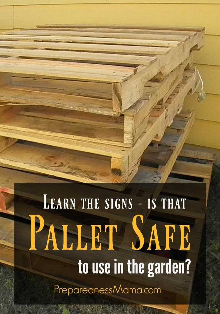 Coca Cola Gifts >> How to Tell if a Pallet is Safe to Use in the Garden ...
