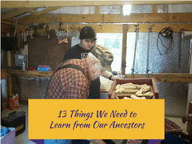 13 Things to Learn from Our Ancestors on Front Porch Friday 51