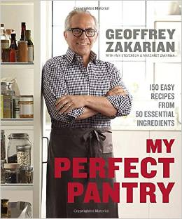 Book Review: My Perfect Pantry by Geoffrey Zacharian