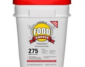 Enter to win your own Emergency Food Supply in a bucket | PreparednessMama
