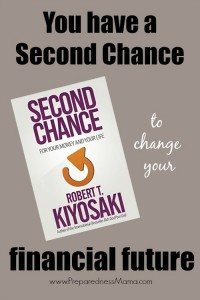 Review: Second Change by Robert Kiyoski | PreparednessMama