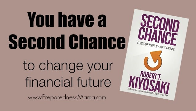 You have a second change to change your financial future - a Review | PreparednessMama