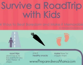 Tips for a successful road trip with kids | PreparednessMama