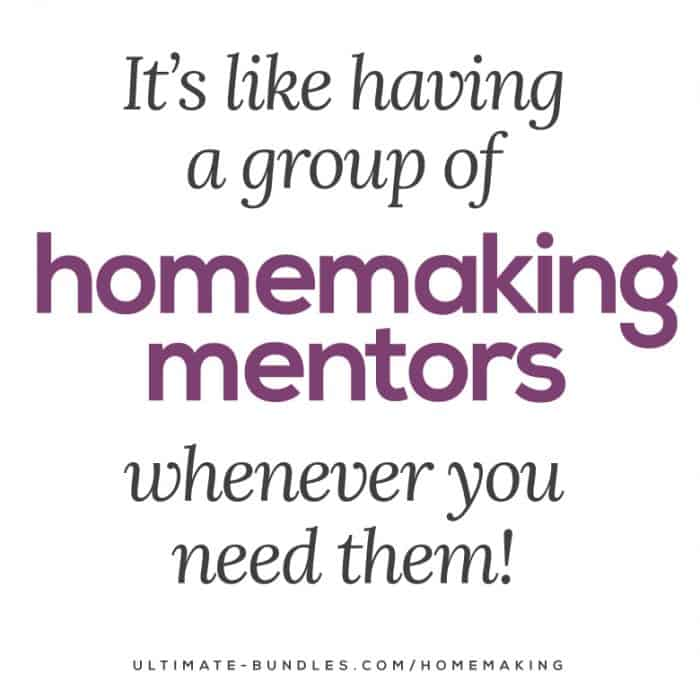 Get your own Meal Planning Mentors | PreparednessMama