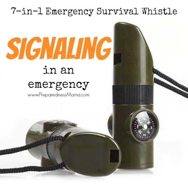 Signaling in an Emergency