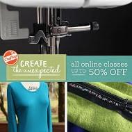Craftsy Sewing Classes   PreparednessMama