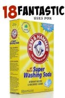 18 Fantastic uses for washing soda around the home | PreparednessMama