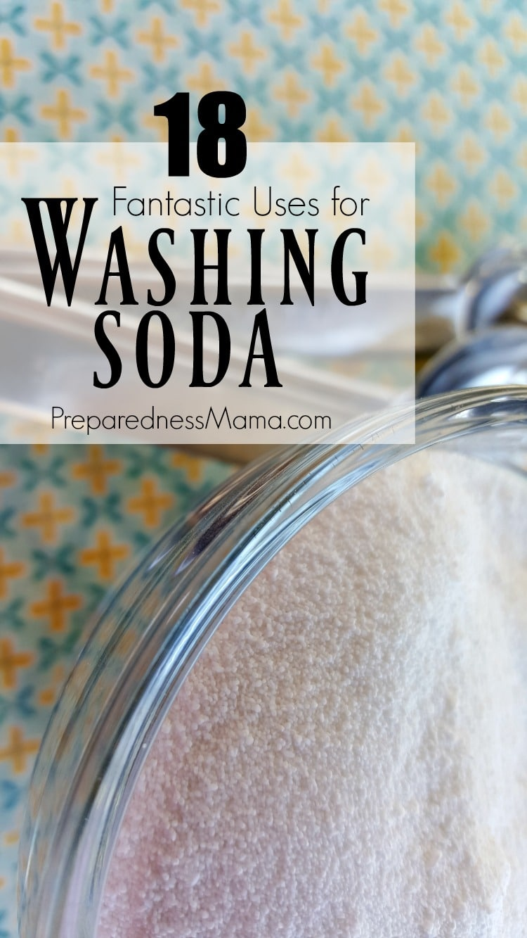 18 Fantastic Uses For Washing Soda