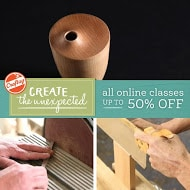 Craftsy Woodworking classes   PreparednessMama