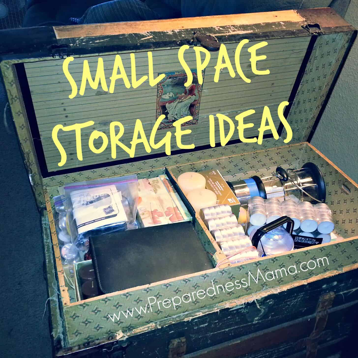 30 creative storage ideas for small spaces. Black Bedroom Furniture Sets. Home Design Ideas