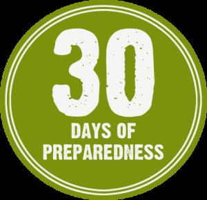 September is National Preparedness Month #30DaysofPrep 2015