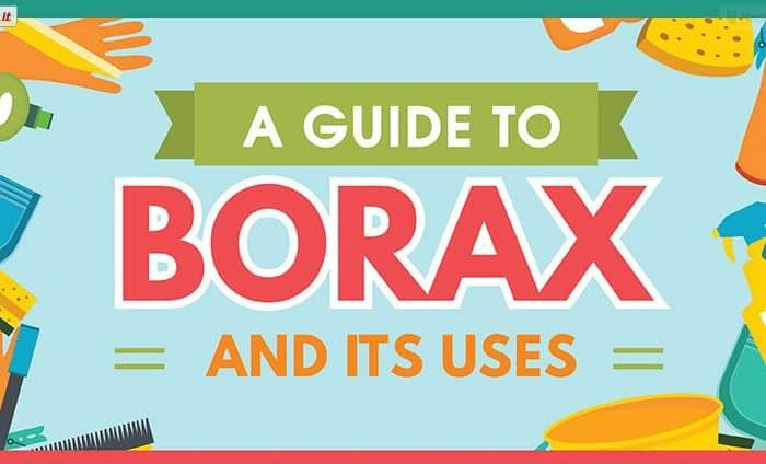20+ Unexpected Uses for Borax Around the House