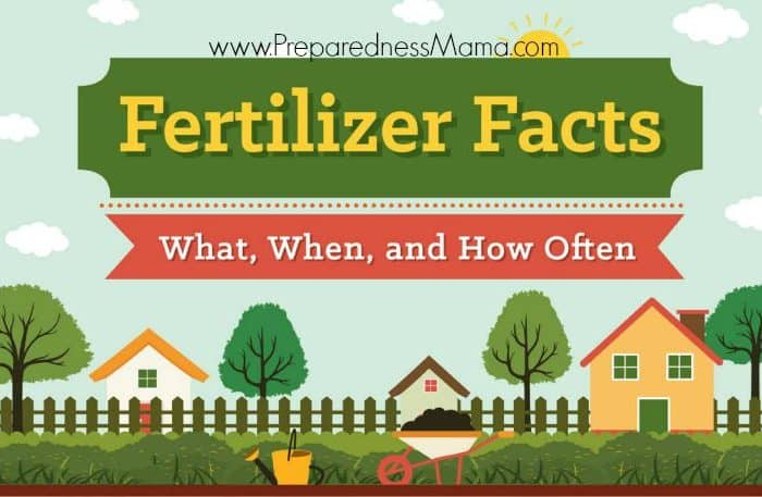 The Guide to Garden Fertilizers