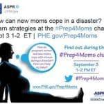Join #Prep4Moms on September 3rd