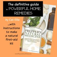 Prepper's Natural Medicine: Natural Remedies for When There is No Doctor   PreparednessMama