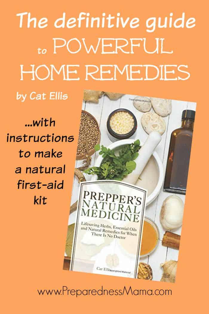 Book review: Preppers Natural Medicine by Cat Ellis | PreparednessMama