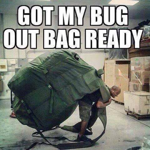 I've got my Bug Out Bag ready! | PreparednessMama