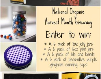 The Orchard Road Giveaway for #OrganicHarvest15 | PreparednessMama