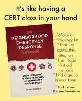 Book review: The Neighborhood Emergency Response Handbook. It's like having fire department training in your hand | PreparednessMama