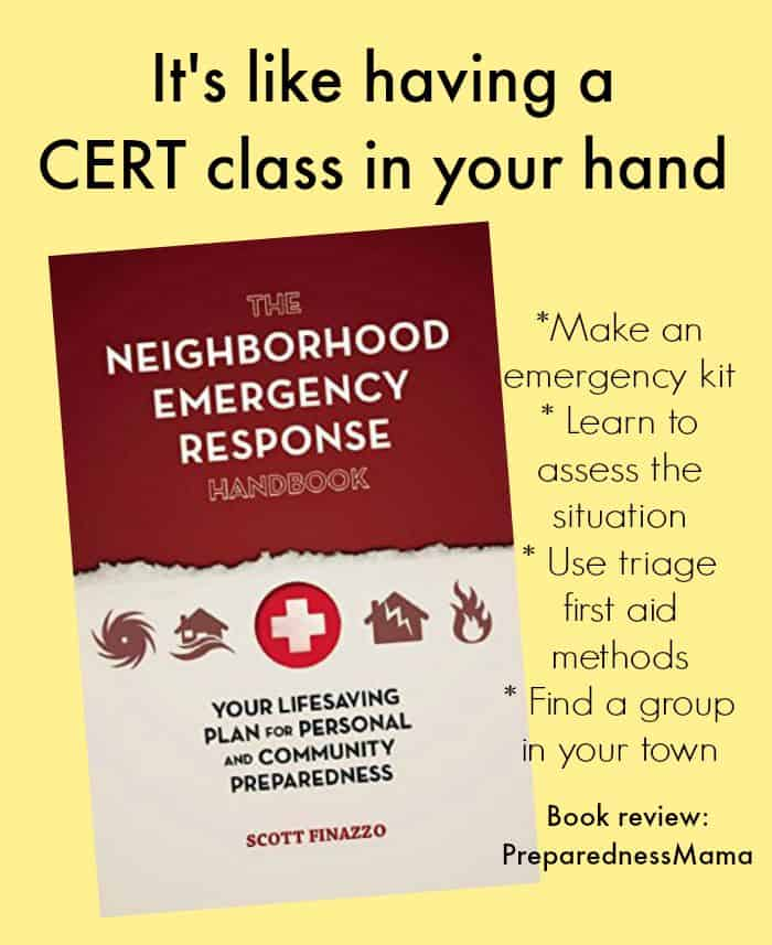 Neighborhood Emergency Response Handbook