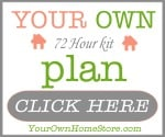 Make your own 72-hour kit plan with this handy eBook