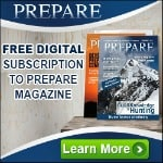Prepare Magazine - The FREE online Preparedness Mag