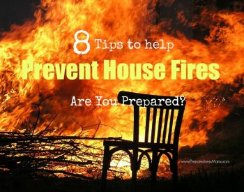 8 tips to help prevent home fires before they happen | PreparednessMama