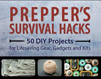Prepper's Survival Hacks by Jim Cobb - Book Review | PreparednessMama