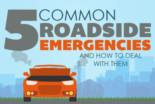 Prepare ahead of time for the most common roadside emergencies. A simple car kit and instructions to fix the problem may be all you need to get back on the road. \ PreparednessMama