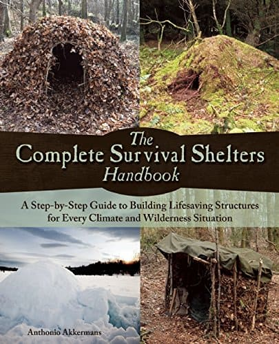 Book Review: The Complete Survival Shelters Handbook
