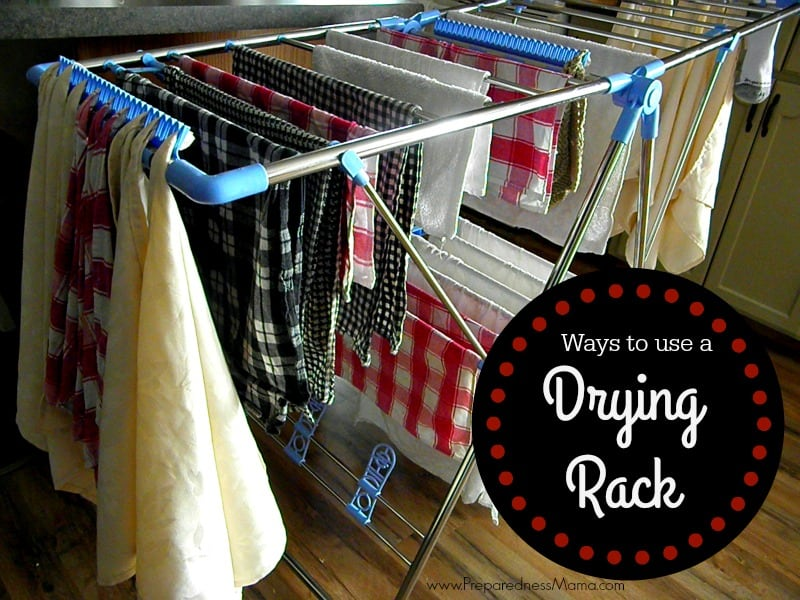 Ways To Use A Drying Rack A Giveaway Preparednessmama