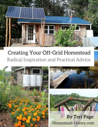 Creating Your Off-Grid Homestead by Teri Page | PreparednessMama
