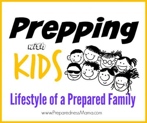 The prepared family lifestyle is one of order. There is certainly room for spontaneity, but having systems in place will help during an emergency | PreparednessMama