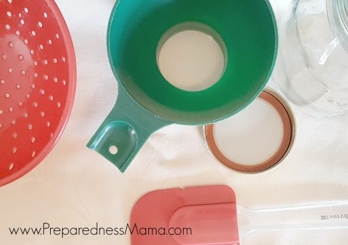 YOu only need a few supplies to get started with kefir grains and luckily they are already in your kitchen | PreparednessMama