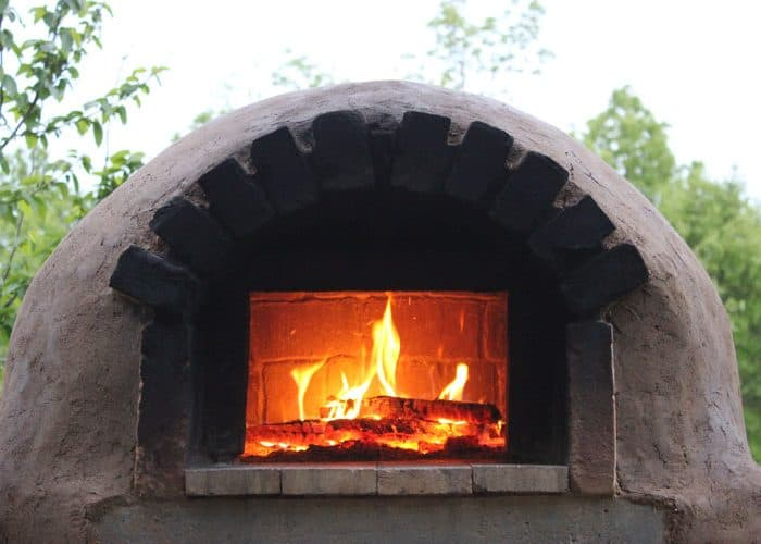 The Backyard Bread & Pizza Oven