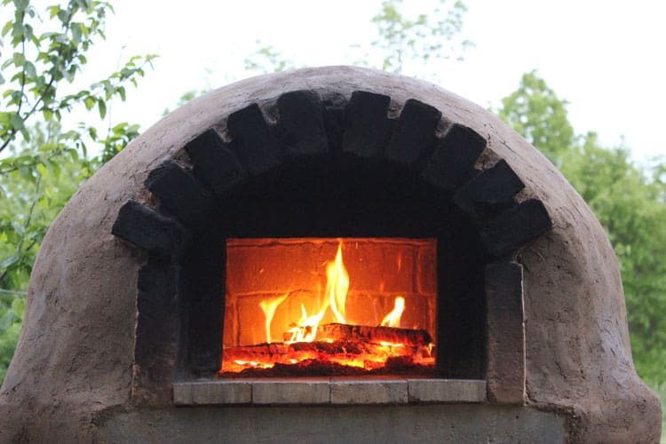 Brick pizza ovens diy sweepstakes