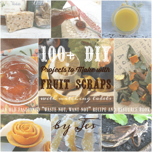 100+ DIY Food Scrap Projects | PreparednessMama