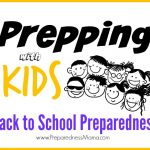 Back to School Preparedness