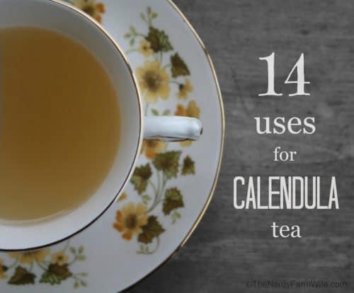 Calendula Herbal Recipes