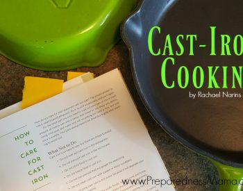 Cast-Iron Cooking by Rachael Narins