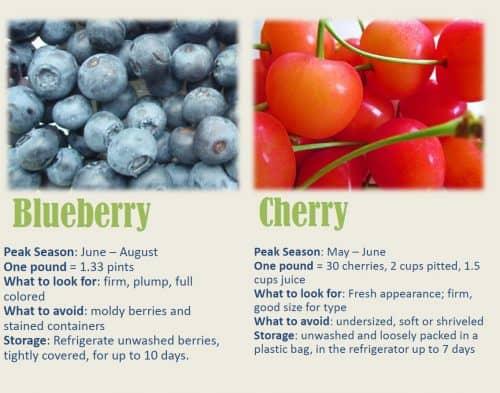 The Fresh Fruit and Vegetable Guide | PreparednessMama