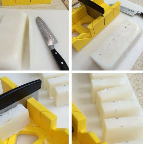 5 Everyday Items for Cutting and Curing Soap | PreparednessMama