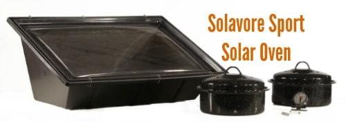 The Solavore Sport Solar Oven | PreparednessMama