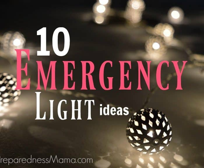 10 Emergency Light Ideas to Illuminate Your Kits