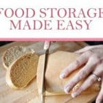 Food Storage Made Easy Book Review