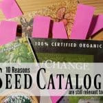 10 Reasons Seed Catalogs are Still Relevant Today