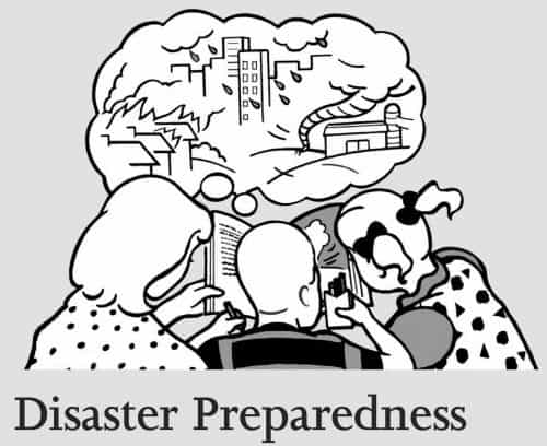The Disaster Preparedness Coloring Book | PreparednessMama