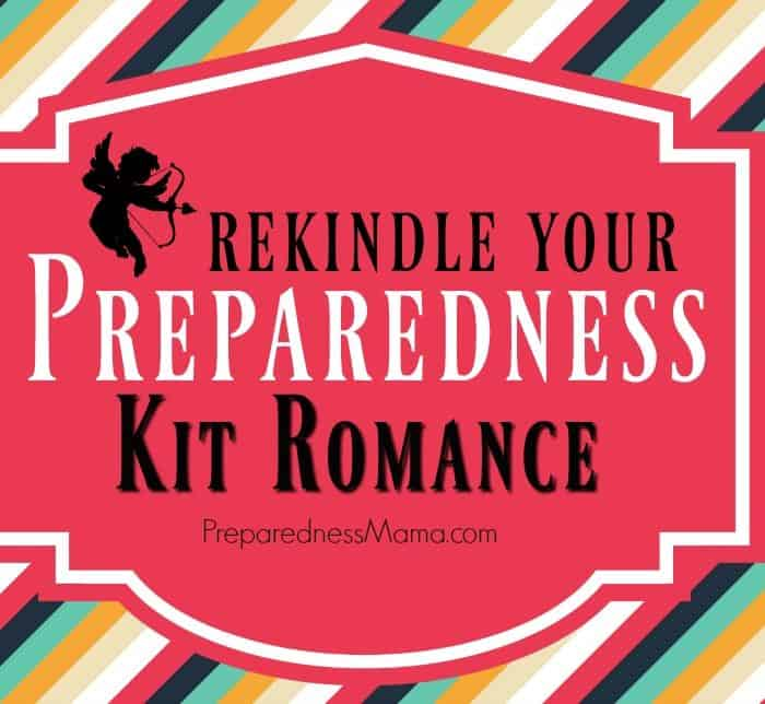 5 lessons I've Learned Trying to Rekindle My Preparedness Kit Romance