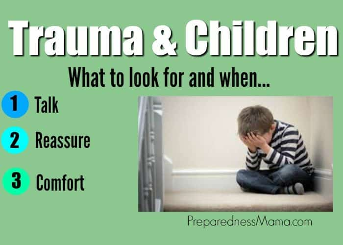 10 Facts About Trauma and Kids